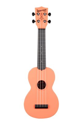 Waterman Matte Soprano Uke Tomato Red