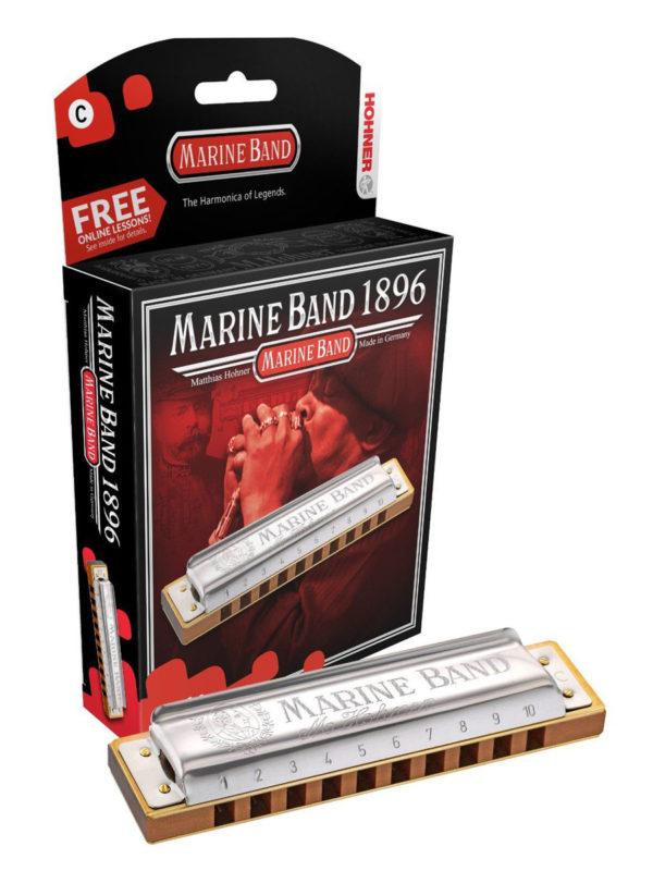 Hohner Marine Band Harmonica