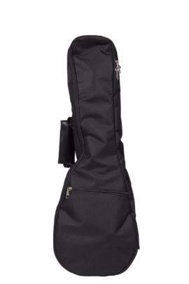 Lightweight uke gigbag closed