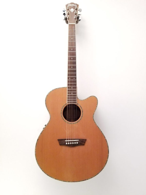 Washburn WG165CE Used Acoustic Guitar with Pickup