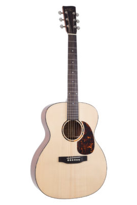 RO-G6 Recording King Solid Top 000 Acoustic Guitar