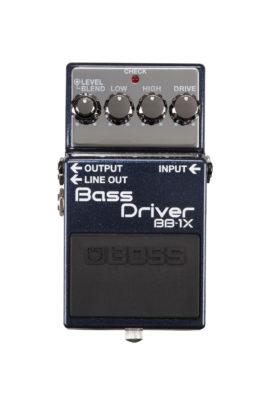BB-1X Boss Bass Driver Pedal
