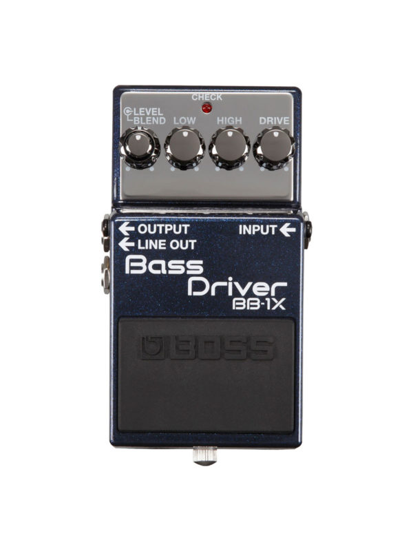 BB-1X Boss Bass Driver Pedal