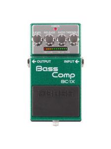 BC-1X Bass Comp Pedal