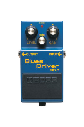 BD-2 Boss Blues Driver Pedal