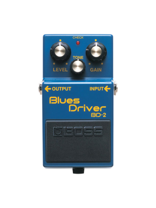 BD-2 Boss Blues Driver Pedal