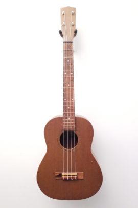 Vintage 1950s Baritone Mahogany Ukulele