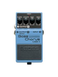 CEB-3 Boss Bass Chorus Pedal