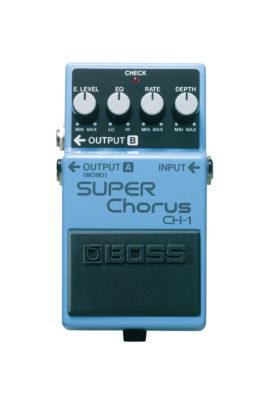 CH-1 Boss Super Chorus Pedal
