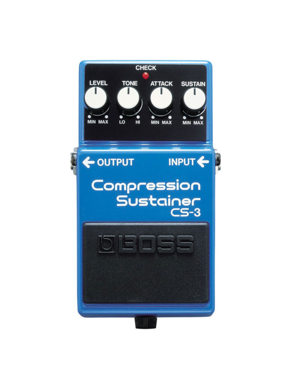 CS-3 Boss Compression Sustainer Pedal
