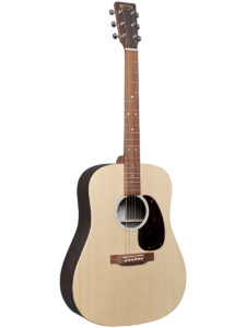 C.F. Martin HPL D-X2E Dreadnought Acoustic Guitar with Pickup