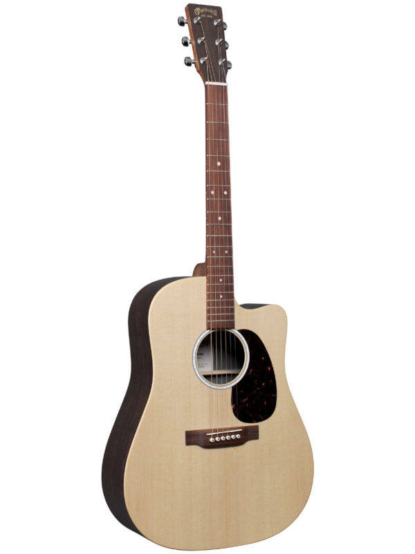 C.F. Martin HPL DC-X2E Dreadnought Acoustic Guitar with Cutaway & Pickup
