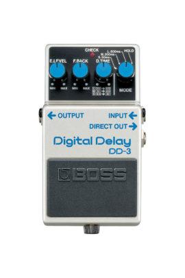 DD-3 Boss Digital Delay Pedal