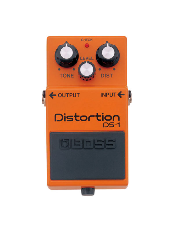 DS-1 Boss Distortion Pedal