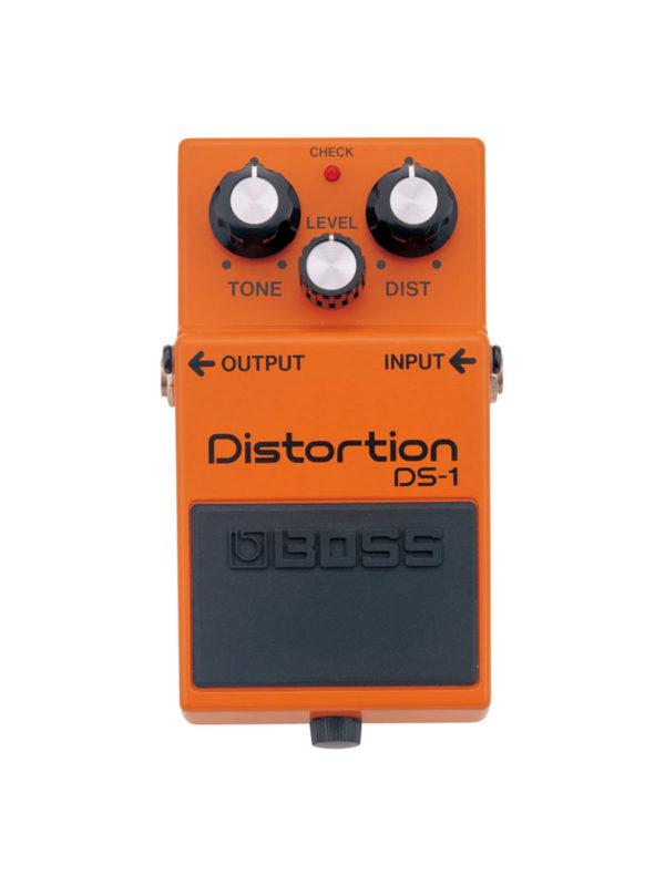 DS-1 Boss Distortion Pedal