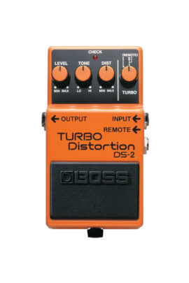 DS-2 Boss Turbo Distortion Pedal