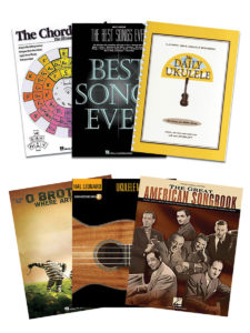 Hal Leonard Books at Crossroads Music