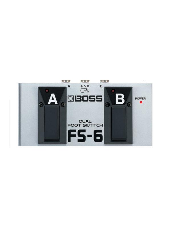 FS-6 Boss Footswitch Top