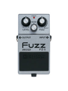 FZ-5 Boss Fuzz Pedal