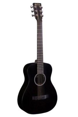 C.F. Martin Little Martin HPL Acoustic Guitar - Black