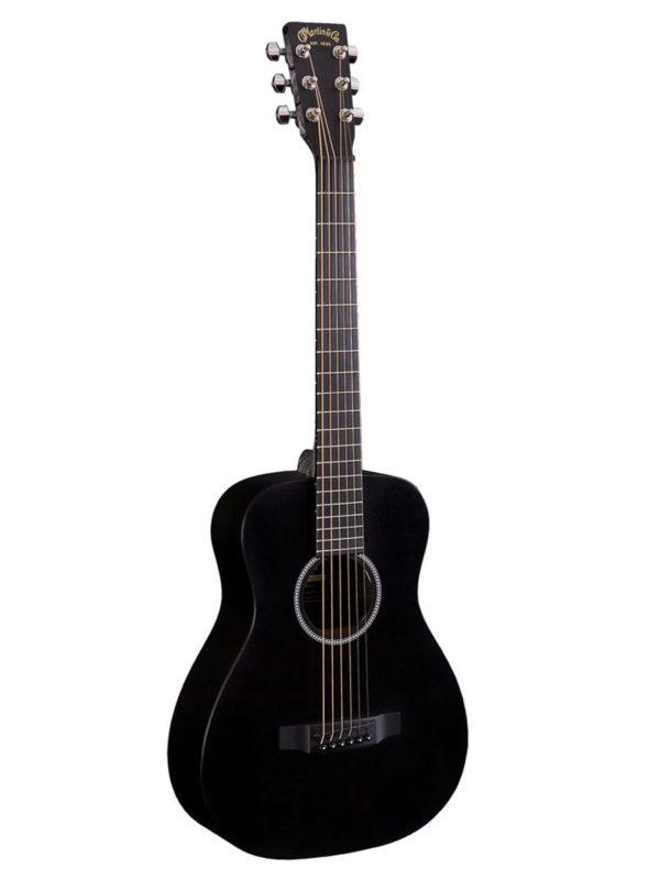 C.F. Martin Little Martin HPL Acoustic Guitar - Black