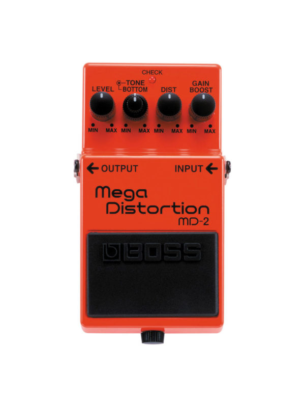 ML-2 Boss Metal Core Pedal