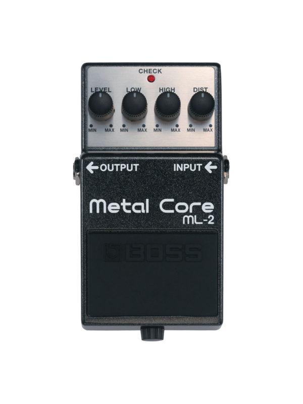 ML-2 Boss Metal Core Pedal