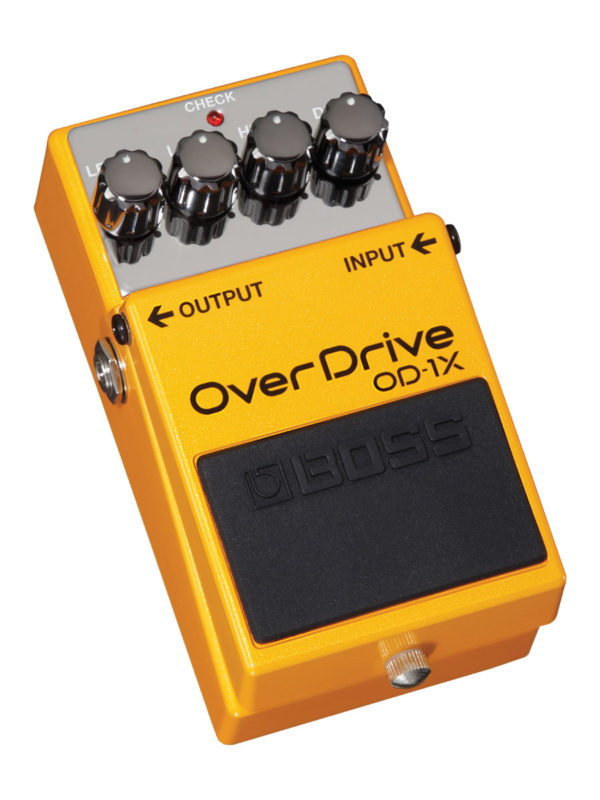 OD-1X Boss Overdrive Pedal