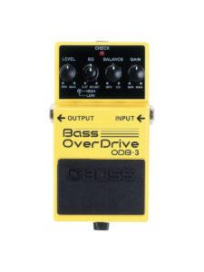 ODB-3 Boss Bass Overdrive Pedal