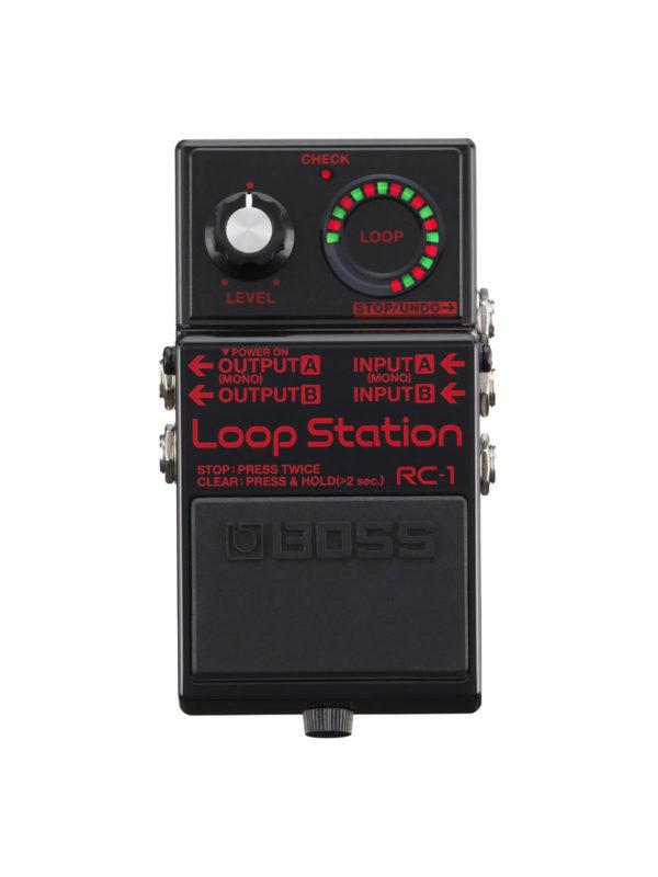 Boss RC-1 Loop Black Pedal