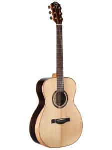 STG150NT-AR Teton Acoustic Guitar with Maple Armrest