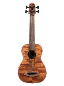 Kala U-Bass Exotic Mahogany UBASS-EM-FS