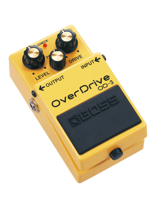 OD-3 Boss Overdrive Pedal