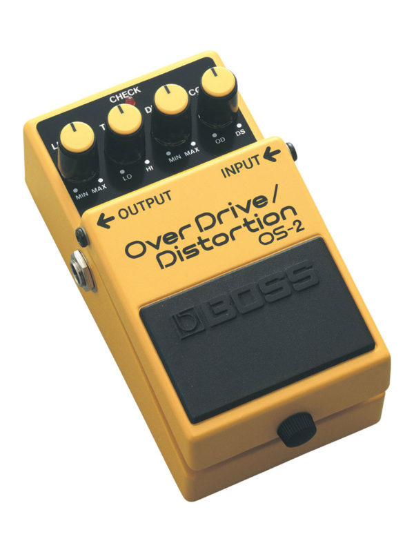 OS-2 Boss Overdrive/Distortion Pedal