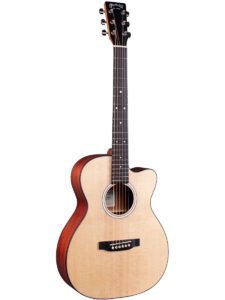 C.F. Martin 000 Junior Acoustic Guitar with Cutaway