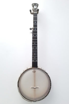 Cedar Mountain 5-String Banjo Front