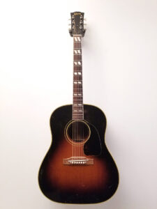 1953 Gibson Southern Jumbo Acoustic Guitar Full Front View