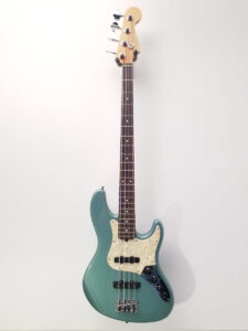 1997 Fender Deluxe Jazz Bass Full Front View