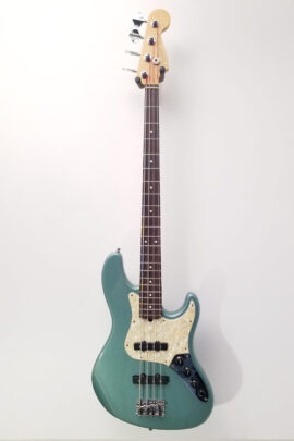 1997 Fender Deluxe Jazz Bass Full Front View