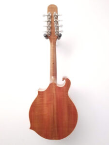 Blues Hardware Custom Mandolin Back