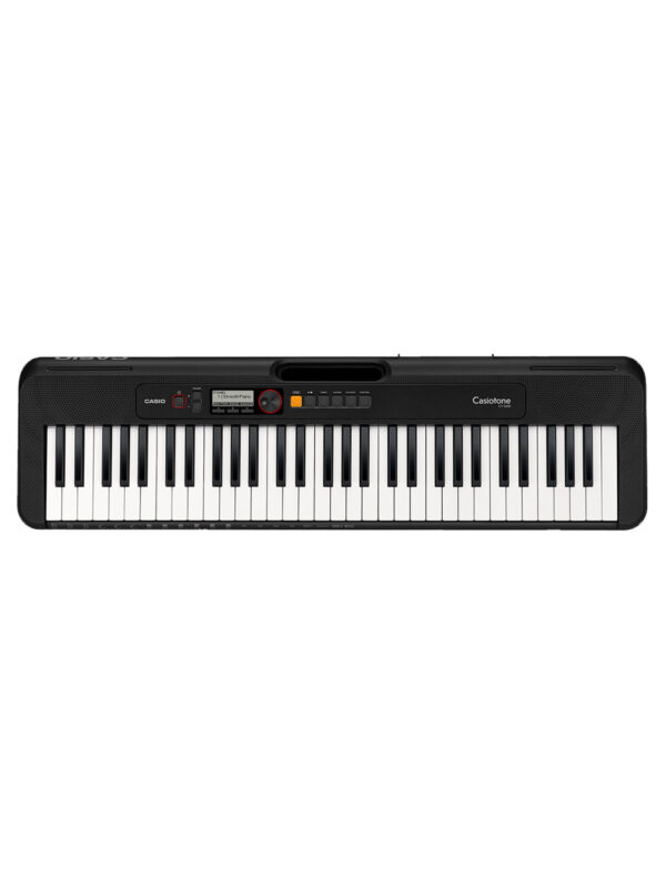 Casiotone CTS-200 Black Portable Keyboard