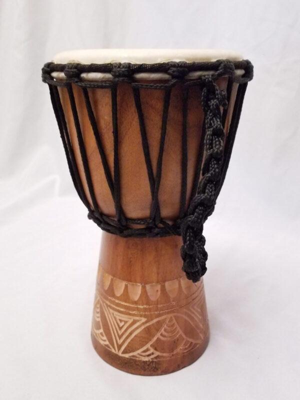 "Djembe 6"" X 12"" Goathead Drum"