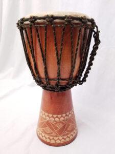 "Djembe 8"" X 16"" Goathead Drum"