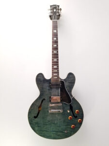 Gibson ES-335 Figured Electric Guitar Full Front