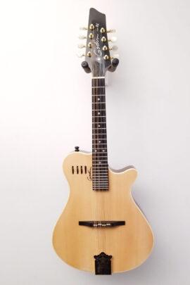Used Godin A8 Electric Mandolin Front