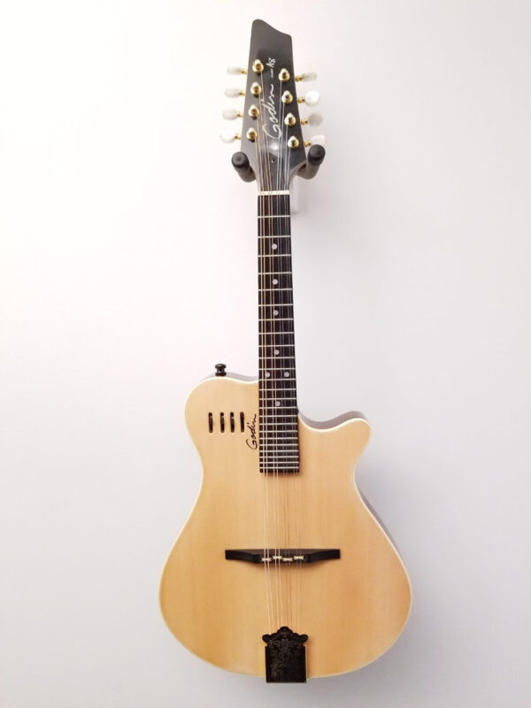 Used Godin A8 Electric Mandolin Front