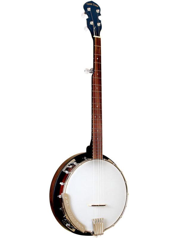 Goldtone CC-50RP Afforable 5-String Resonator Banjo
