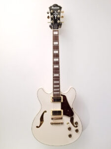 Ibanez AS73G-IV Electric Guitar Full Front View