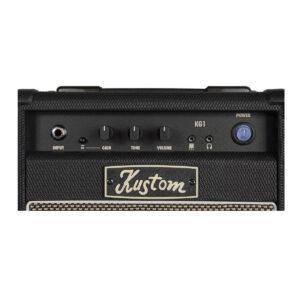Kustom KG1 Electric Guitar Amp Controls