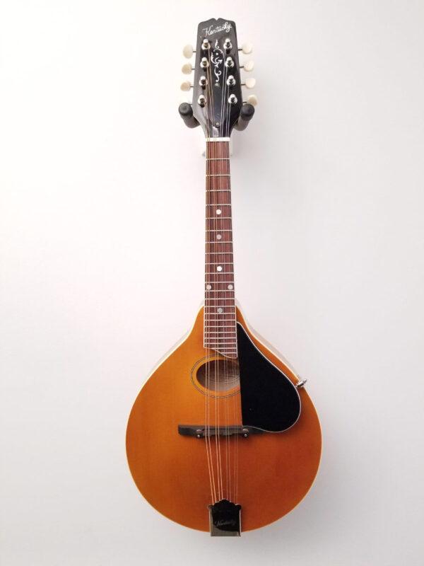 Kentucky A-Style Oval Soundhole Mandolin KM-272 Front
